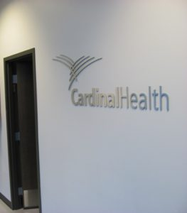 Cardinal Health Hallway Interior Painting