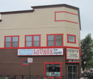 Skylark Lounge Denver Colorado Commercial Painting
