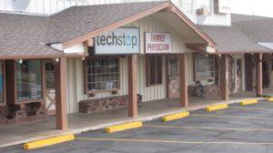 Tech Stop Exterior Repaint Denver