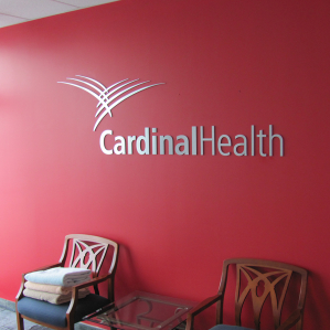 Cardinal Health Office Interior Painting