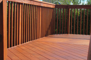 Varnished Deck