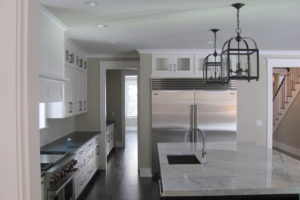 Modern Kitchen Interior Painting