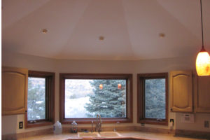 Kitchen Dome Roof Interior Paint