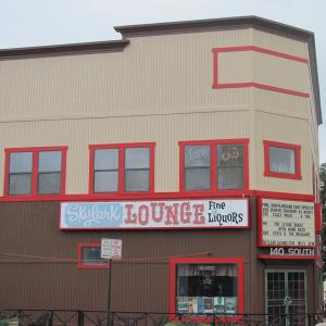 Exterior Painting Skylark Lounge