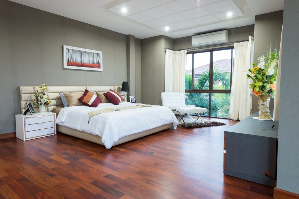 Modern Bedroom Interior Painting