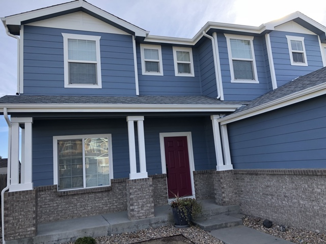 Exterior House Painting - Thornton Colorado