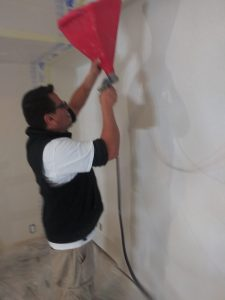 Wall Texture Application